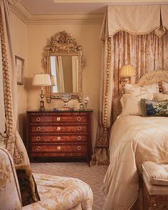 16 Charming Victorian Bedroom Design Ideas is part of - Victorian furniture and architecture style was very popular in the second half of the nineteenth century For it is commonly used mahogany, walnut, rose Bedroom Photos, Home Bedroom, Bedroom Ideas, Master Bedroom, Bedroom Colors, Bedroom Small, Bedroom Black, Teen Bedroom, Home Design