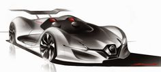 Automotive Sketches 2015 on Behance