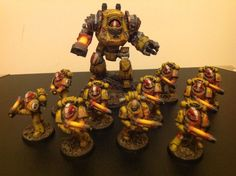 Imperial Fist's by Oliver Mew