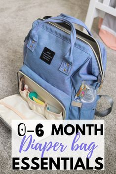 Diaper bag essentials for months - diaper bags - ideas for diaper bags . - Diaper Bags - Diaper bag essentials for months - diaper bags - ideas for diaper bag . Bag Sewing, Diaper Bag Essentials, Diaper Bag Checklist, Newborn Essentials, Baby Girl Essentials, Baby Necessities, Preparing For Baby, Baby Arrival, Everything Baby