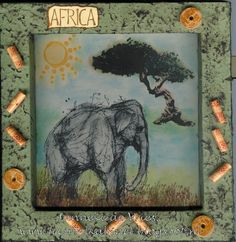 Back of Canvas Africa