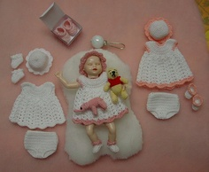 Heidi Ott dress sets by wawamum, via Flickr