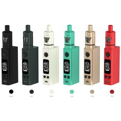 Joyetech EVic VTC Mini 75TC With TRON-S  /  It's the newest TC control MOD with new design Joyetech TRON-S atomizer. It uses the same coils as eGo One    #efuntop #vaping #ecigarette