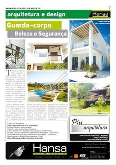 31°Publicação Jornal bom dia – Matéria - Guarda - corpo  30-03-12