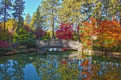 Manito Park - Japanese Gardens HDR by Joey Campbell on 500px