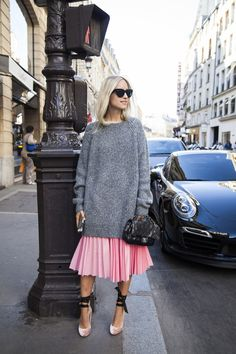100+ Inspiring Street Style Looks From Paris Fashion Week