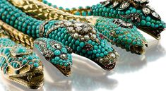 + Lily Safra: Jewels for Hope Snake Necklace, Snake Jewelry, High Jewelry, Animal Jewelry, Charm Jewelry, Snake Bracelet, Ancient Jewelry, Antique Jewelry, Vintage Jewelry