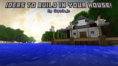 Ideas to build in your house! Minecraft Blog