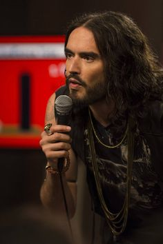 Russell Brand in BrandX with Russell Brand