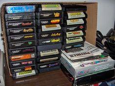 Colecovision games http://www.ebay.ca/usr/collectiblesbycandb