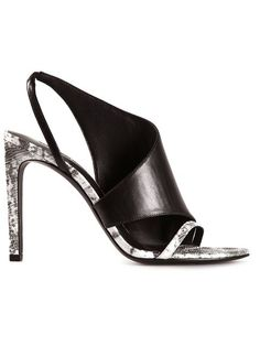 Shop Alexander Wang 'Benoit' sandals in Hirshleifers from the world's best independent boutiques at farfetch.com. Over 1000 designers from 300 boutiques in one website.
