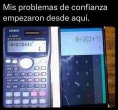 Calculator, School, Confidence