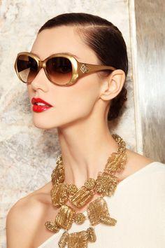laura biagotti eyewear .