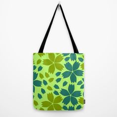 A beautiful #colorful #totebag, perfect for #spring and #summer #society6
