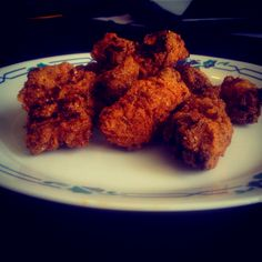 Southern Fried Gator Tail// literally one of my favorite foods!!