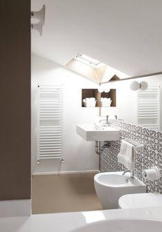 bagno mansarda (di Plastudio )