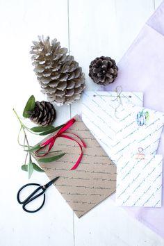 Papiertüte für kleine Geschenke