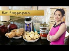 Babi Panggang saus maken - YouTube