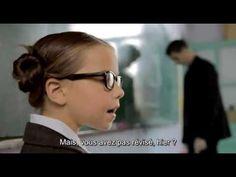 LEROY MERLIN    La rentrée des grands !    PEOLEO avec sous-titres Leroy Merlin, French, School, Videos, Music, Youtube, Movies, Poster, Husky Jokes