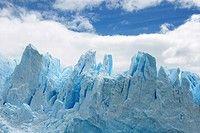 Front of the glacier Perito Moreno Argentina  © Jon Díez Beldarrain / age fotostock