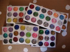 thegluegungirl: DIY: Make Your Own Glitter Nail Polish