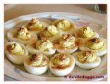 Classic Deviled Eggs Recipe via @SparkPeople