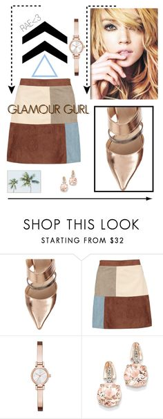 """""""Glamour Gurl #fashionable #pretty #stylish #glossy #chic"""" by rae-love-fashion-design ❤ liked on Polyvore featuring Boohoo, DKNY and BillyTheTree"""