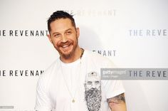 <a gi-track='captionPersonalityLinkClicked' href='/galleries/personality/2209780' ng-click='$event.stopPropagation()'>Tom Hardy</a> attends a BAFTA screening of 'The Revenant' at Empire Leicester Square on December 6, 2015 in London, England.