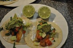 The Friday Friends: Fish Tacos