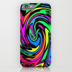 Psychedelic iPhone & iPod Case