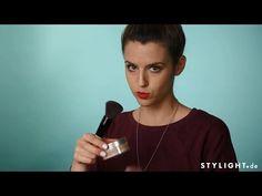 STYLIGHT Beauty Tutorial: Wie mache ich Lippenstift haltbar?