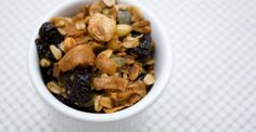olive oil granola...xtremely yum