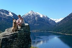 Childhood memories and where my husband proposed!! - Wallowa Lake, Oregon