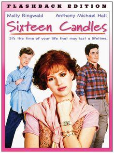 The John Hughes High School Trilogy - Sixteen Candles, Breakfast Club and Weird Science