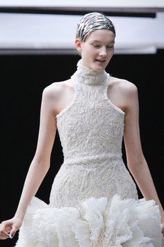 Alexander McQueen  #VogueRussia #readytowear #rtw #fallwinter2011 #AlexanderMcQueen #VogueCollections