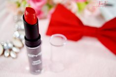 BYS Matte Lipstick in Celebrity Status | Review & Swatches - Fashion Fairytale | A Tale of Fashion & Beauty Blog