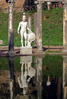 Villa Adriana - Tivoli, Lazio, Italy