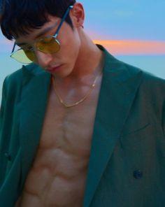 2017 남자 여름 코디 이수혁 스타일 정보