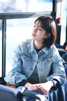 Bae Suji (배수지) news - [JYP actors] 'While You Were Sleeping' - Suzy. Bae Suzy, Korean Actresses, Korean Actors, Suzy Drama, Korean Celebrities, Celebs, Korean Girl, Asian Girl, Miss A Suzy
