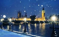 London, England--Winter Photos - Getty Images