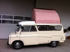 Bedford CA Dormobile Caravan Romany Luxury 69 - RHD - UK Reg For Sale (1969)