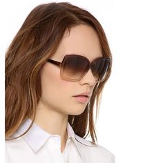 KATE SPADE Darryl Brown Gradient Sunnies Brown gradient sunglasses from Kate Spade. The frame fades from a darker brown to a light tan and the lenses are brown gradient as well. Worn only a handful of times and the glasses are perfect with no scratches or imperfections. The case has minor dents from being in a bag but that is all. Includes case and cloth. NO TRADES kate spade Accessories Sunglasses