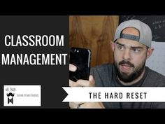 How To Regain Control Of Your Classroom: The Hard Reset - YouTube
