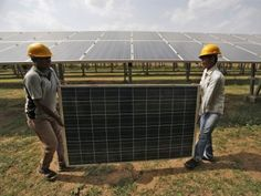 India Cancels Mega Plans to Build Coal Power Stations due to Falling Solar Energy Prices Renewable Energy, Solar Energy, Solar Power, Most Efficient Solar Panels, Solar Panels For Home, Landscaping Near Me, Landscaping Software, Landscaping Design