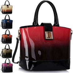 cafeeed428 Ladies Handbags Patent Womens Large Bags Shoulder by Bagwomenstore  Rukavice