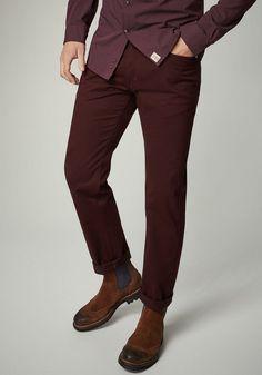 PIERRE CARDIN Supersofte Hose - Modern Fit ab 53,99€. Sommerlich, leichtes Material, Modern Fit: schmal im Oberschenkel, schlankes Bein bei OTTO