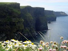 Cliffs of Moher, Ireland...one of my favorite places by far!