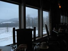 The Hickory Dining Room Of Canaan Valley Resort In Davis Wv