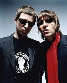 Noel & Liam Gallagher...Oasis