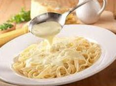 Olive Garden Alfredo sauce - light version